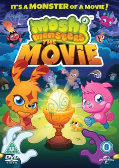 Moshi Monsters: The Movie [DVD]