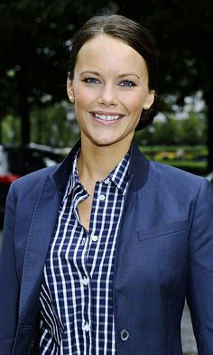 Princess Sofia of Sweden.