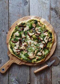 Sunne kyllingwraps - Mat På Bordet Wok, Vegetable Pizza, Quiche, Chili, Nom Nom, Spicy, Food And Drink, Dishes, Meat