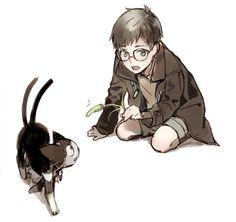 Yukio & Kuro | Ao no Exorcist / Blue Exorcist