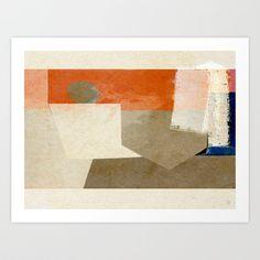 Ponta de Areia Art Print Promoters