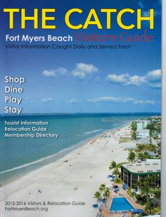 Fort Myers Beach Vacation - The official visitor's guide to hotels, things to do, restaurants, shopping, entertainment and more from the Chamber of Commerce