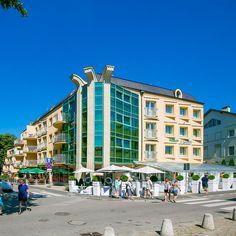 8 Tage 2+2 Familien Kurz Urlaub Misdroy Swinemünde Apartmenthaus Kurztrip Ostsee