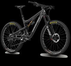 """Santa Cruz Bicycles Bronson CF, 6"""""""