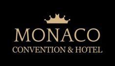 Resultado de imagem para monaco convention e hotel logo