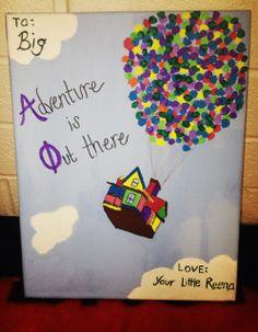 UP ~ Big Little Love!