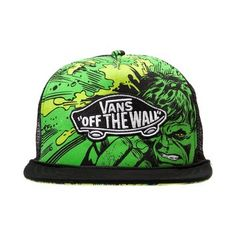 Vans Hulk Trucker Hat