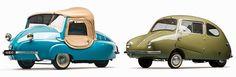 These Glorious Three-Wheeled Microcars