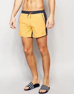 Image 1 of Hugo Boss Snapper Swim Shorts