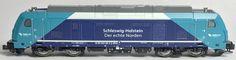Fleischmann NAH 245 Diesel N Scale DCC + Sound