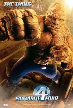 Fantastic Four: Rise of the Silver Surfer, Poster. Ms Marvel, Marvel Comics Superheroes, Disney Marvel, Marvel Room, Captain Marvel, Marvel Avengers, Captain America, Fantastic 4 2005, Fantastic Four Movie