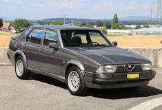 Bahman Cars: ALFA ROMEO 75 3.0 V6 America (Limousine)