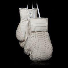 Elisabeth Weinstock Anaconda Boxing Gloves