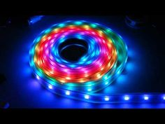 RGB LED strips: an overview - Nut & Bolt