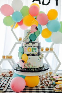 Ideas for ready to pop baby shower  - Perfect Baby Shower - Baby Shower Decor Idea