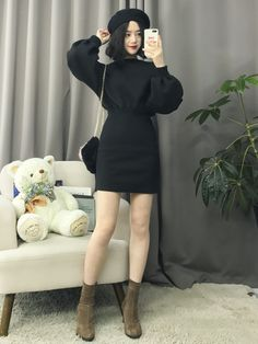 Pin by Girl Daily Fashion on Girl Daily Fashion in 2019 Korean Girl Fashion, Korean Fashion Trends, Ulzzang Fashion, Korean Street Fashion, Korea Fashion, Asian Fashion, Kpop Fashion Outfits, Korean Outfits, Mode Outfits