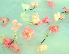 Pisca de flores,Cordão de Luz,Luminária