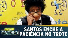 Programa do Ratinho (08/01/14) - O Trote do Santos