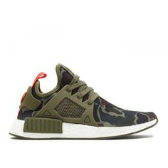 quality design 1a033 15168 Adidas NMD XR1 Duck Camo Olive Winkels