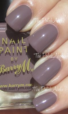 Barry M - Cappucino