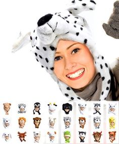 These 'Hat-imals' Plush Winter Hats provide fun and warmth all winter long and make a perfect winter gift for kids of all ages. The soft, plush Poly/Cotton blend is as comfortable and cozy as your favorite stuffed animal...and just as fun too!
