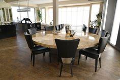 14 imágenes increíbles de MESAS MÁRMOL   Dining rooms, Dining tables ...