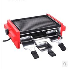 Electric oven household electric BBQ grill bbq grill electric hotplate meat machine