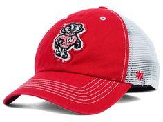 brand new 53352 3c47b Wisconsin Badgers  47 NCAA Tayor  47 CLOSER Cap. Wisconsin BadgersSports  Fan ShopMens ...