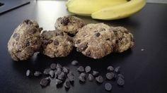 1 banane 40 g de purée de cacahuète 30 g de protéine végétale en poudre* Pépites de chocolat (facultatif)