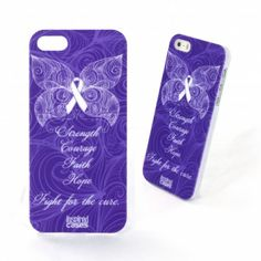 Fibromyalgia Awareness 3d Textured Cell Phone Case! #endofretail #cases #sale