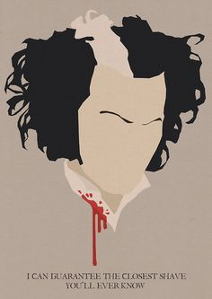 I can guarantee the closest shave you'll ever know #SweenyTodd