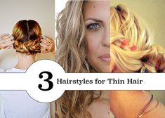 Do you have thin, straight hair? These hairstyles are for you!