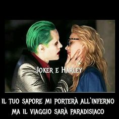 Harley E Joker, Harley Queen, O Film, Jared Leto Joker, Margot Robbie Harley Quinn, Deadshot, Bitch Quotes, Romantic Things, Madly In Love