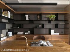 現代風格 大坪數 新成屋 拾葉建築/室內設計