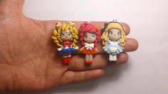 Sailor Moon Fimo | Bamboline in fimo