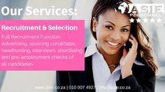 Boutique Talent Partner in Finance.