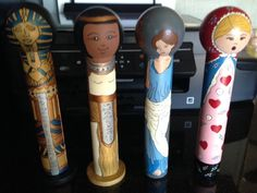 Binding dolls