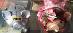 Robot y Fresita