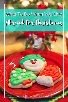 Spending Christmas without family is one of the hardest things about travelling and living abroad. How do you cope with moving abroad and spending the festive time in another country! How to survive living abroad for Christmas Without Family Why Christmas, Christmas Travel, Christmas Desserts, Weight Loss Tips, Lose Weight, Best Travel Backpack, Living In China, Christmas Markets Europe, Backpacking Food