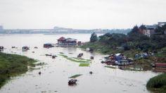 Red river, Hanoi