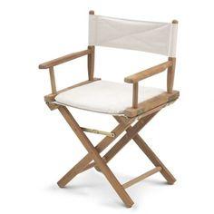 Directors Chair by Skagerak - Teak