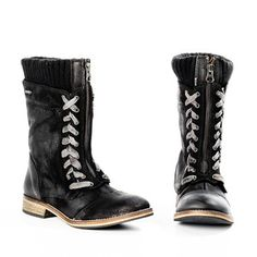 Laima Black Laced, $75, now featured on Fab.