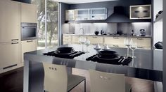 Kitchen Focus Scavolini