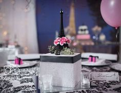 """Paris / Birthday """"Mother and Daughter Birthday Party"""" 