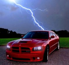 Electrified Charger SRT