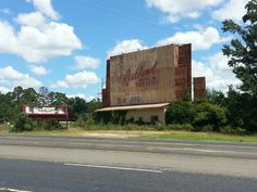 Abandoned Drive-in...Nacogdoches, Tx...