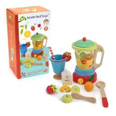 Buy Wooden Smoothie Maker Toy from our gift range at English Heritage. Smoothie Makers, Non Toxic Paint, Buy Toys, English Heritage, Bank Holiday Weekend, Wooden Kitchen, Wood Colors, Wooden Toys, Puzzles