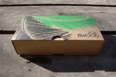 BWOOD Sunglasses on Packaging of the World - Creative Package Design Gallery