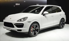 2013 Porsche Cayenne Turbo S have allot of seat time in these, they ROCK!