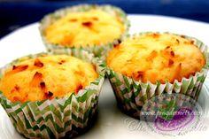 Filipino Cheese Cupcake Recipe http://www.pingdesserts.com/filipino-cheese-cupcake-recipe/